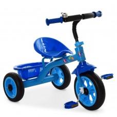 Трехколесный велосипед Bambi M 3252-B Голубой