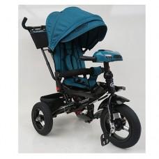 Велосипед трехколесный TURBOTRIKE М 5448HA-21T Синий