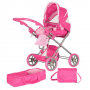 Детская коляска для кукол 9333/ 014/ 9119