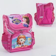 Рюкзак школьный каркасный С 36181