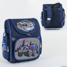 Рюкзак школьный каркасный С 36193