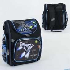 Рюкзак школьный каркасный С 36190