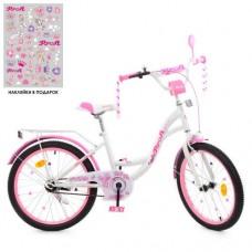 Велосипед детский PROF1 20д. Y2025