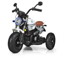 Мотоцикл Bambi M 3687AL-1 Серый