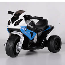 Мотоцикл Bambi JT5188L-4 Белый