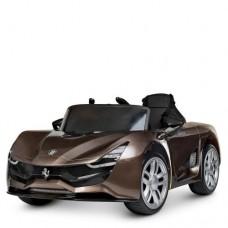 Электромобиль Bambi M 4203EBLRS-13 Коричневый