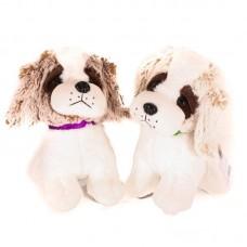 Мягкая игрушка MP 1373 (24шт) собачка, размер сред