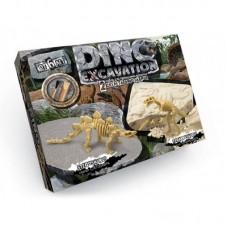 """Проведения раскопок""""DINO EXCAVATION"""" динозавры РУС"""