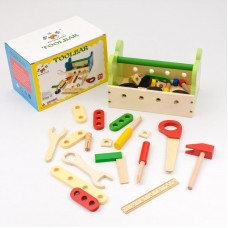 Деревянный игравой набор детских инструментов