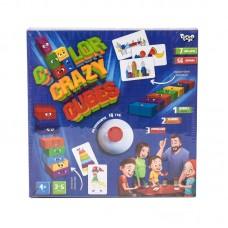 """Развивающая игра """"Color Crazy Cubes"""""""
