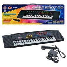Пианино 37 клавиш,микрофон