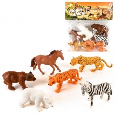 "Набор животных ""Wild"" 6 шт."