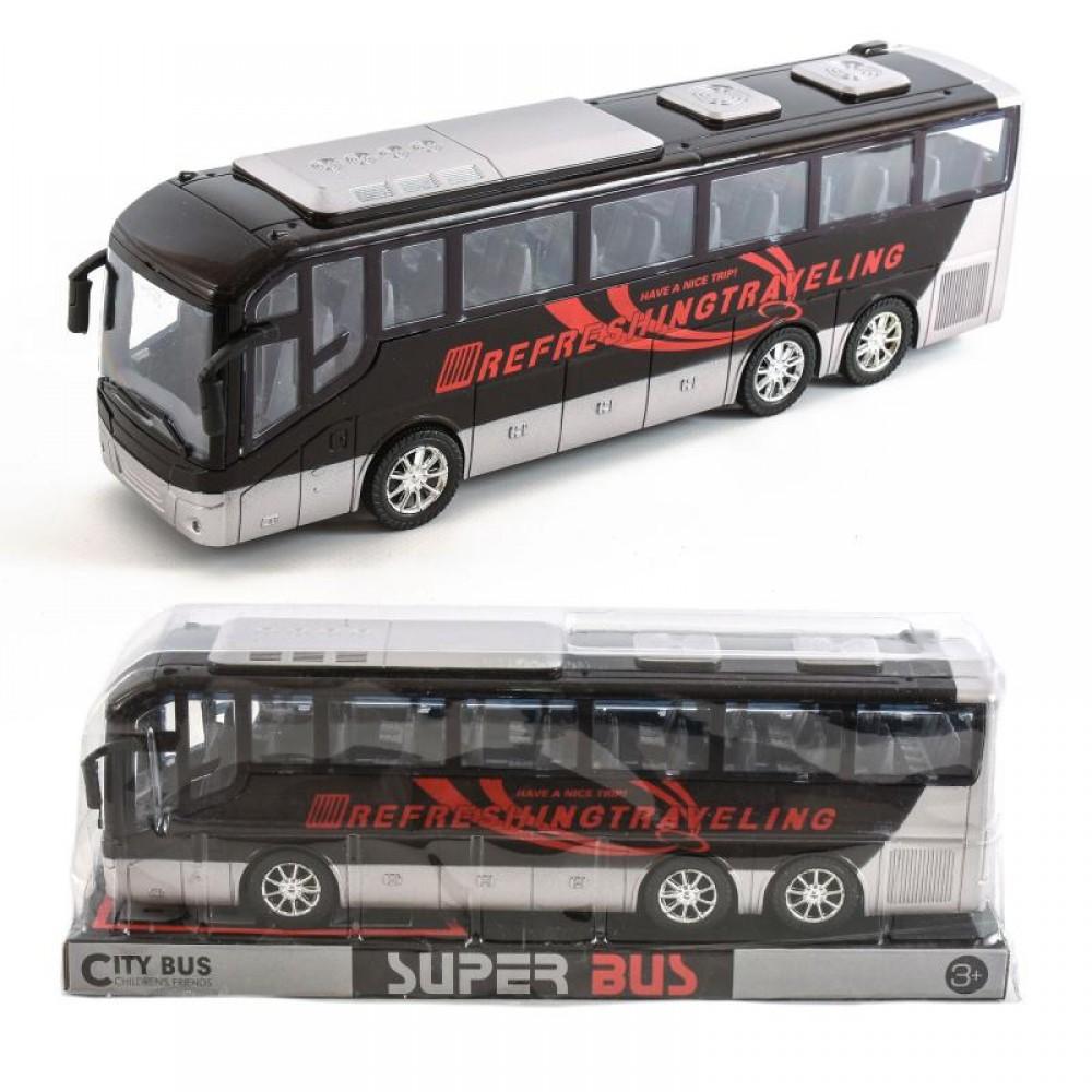 Автобус инерционый