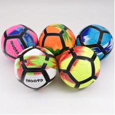 Мяч футбольный, двухцветный