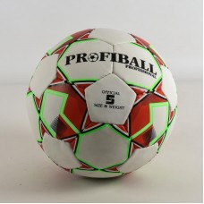 Мяч футбольный 2500-131 (30шт) размер 5, ПУ1,4мм