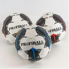 Мяч футбольный 2500-134 (30шт) размер 5, ПУ1,4мм