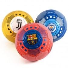 Мяч футбольный 2500-165 (30шт) размер 5, ПУ1,4мм