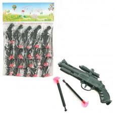 Пистолет на планшетке с присосками