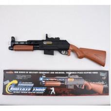 Ружье 801B-2 (48шт) 56см, вибро, звук, свет, на ба