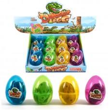 Конструктор-динозавр в яйце