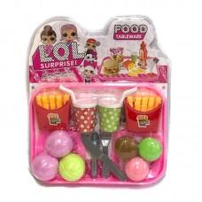 Продукты для кукол