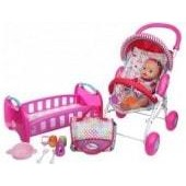 Детские коляски, кроватки и