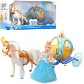 Лошадки и кареты для кукол